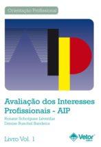 AIP - Avaliação dos Interesses Profissionais